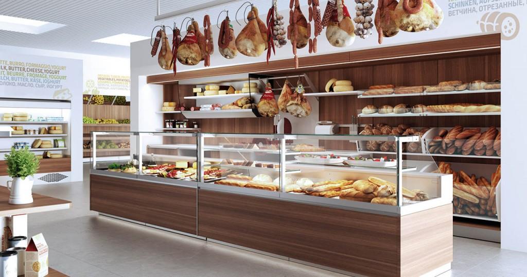 Come arredare una salumeria aw23 regardsdefemmes for Arredamento negozi e supermercati