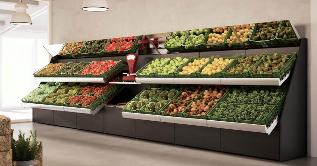 arredamento ikea per negozio: arredamento per negozi di ottica ... - Idee Arredamento Negozio Frutta E Verdura
